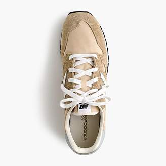 J.Crew New Balance® for 520 sneakers in hairy suede