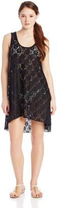 Gottex Profile by Women's Tutti Fruti Crochet Dress