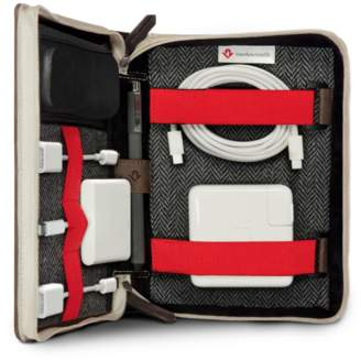 BookBook CaddySack Travel Tote for Chargers