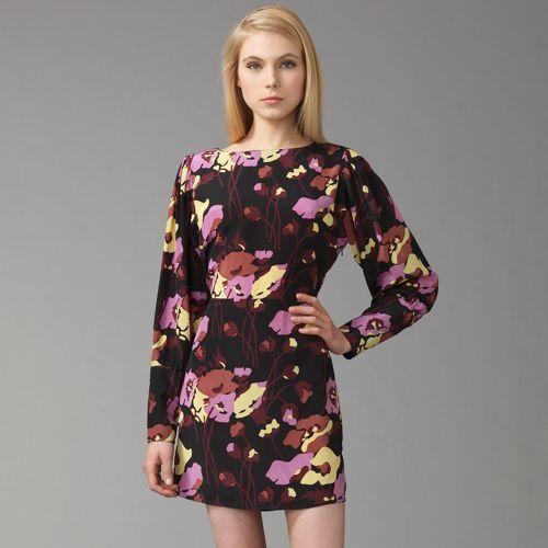 Tucker Floral Mini Dress