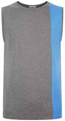 Homebody Contrast Panel Lounge Vest