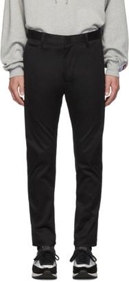 Diesel Black P-Mad-Ichiro Trousers