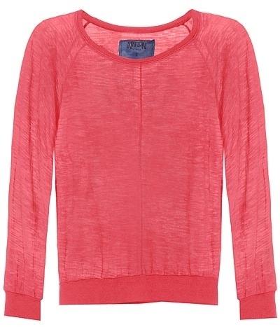 Nation Ltd Malibu Sweatshirt In Bellini