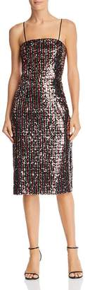 Milly Chrystie Sequined Dress
