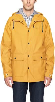 Izod Men's True Slicker Rain Jacket