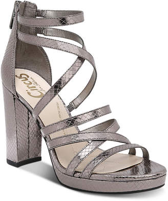 Sam Edelman Adele Strappy Dress Sandals Women's Shoes
