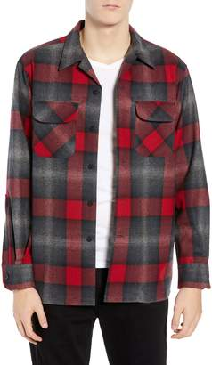 Pendleton Board Wool Flannel Shirt