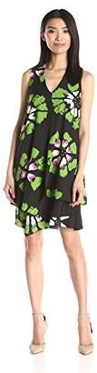 Desigual Women's Eranthe A-Line Sleeveless Dress,Size (Manufacturer Size:38)