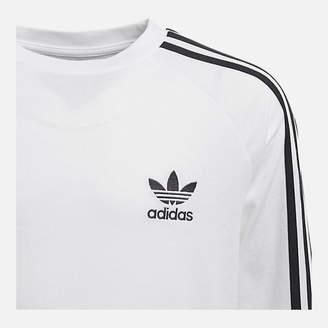 adidas Boys' California Long-Sleeve T-Shirt