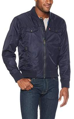 Levi's Men's Varsity Bomber Trucker Jacket