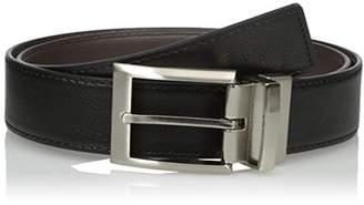Calvin Klein Men's Harness Buckle 35mm Reversible Belt