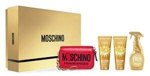 Moschino Gold Fresh Couture Gift Set