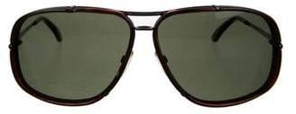 Tom Ford Andres Aviator Sunglasses