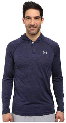 Under Armour UA Techtm Popover Henley Men's Long Sleeve Pullover