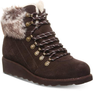 BearPaw Janae Boots Women Shoes
