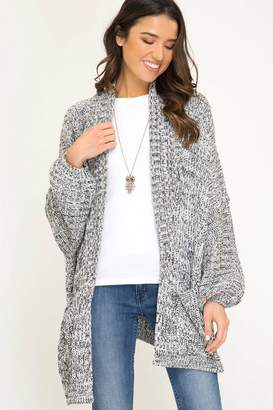 Factory Unknown Over Sized Cardigan