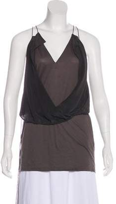 3.1 Phillip Lim Sleeveless Draped Top w/ Tags