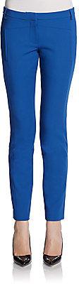 Tibi Anson Skinny Stretch Pants
