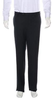 Pal Zileri Wool-Blend Dress Pants
