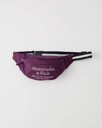 Abercrombie & Fitch Logo Belt Bag
