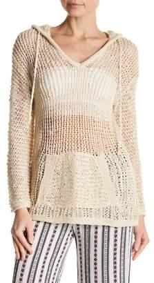 Elan International Hooded Long Sleeve Sweater
