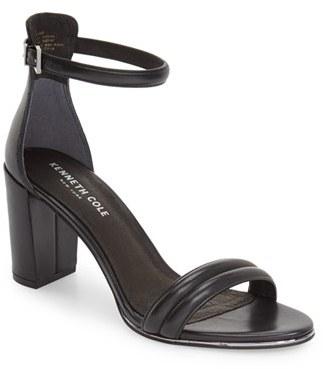 Women's Kenneth Cole New York 'Lex' Ankle Strap Sandal $129.95 thestylecure.com