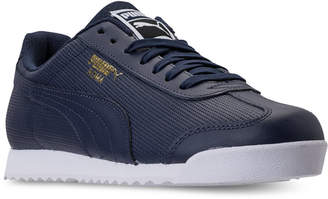 Puma Men's Roma Classic Perf Casual Sneakers from Finish Line