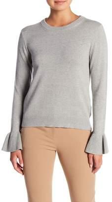 J.Crew J. Crew Ruffle Cuff Sweater
