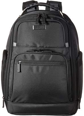 Kenneth Cole Reaction Expandable Dual Compartment Computer Backpack Backpack Bags