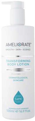 Ameliorate AMELIORATE Fragrance Free Transforming Body Lotion 500ml (Worth 56.00)