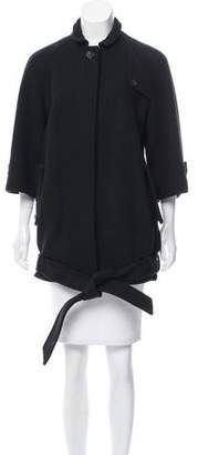 3.1 Phillip Lim Wool Short Coat