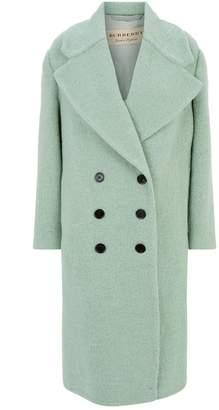 Burberry Alpaca Cocoon Coat