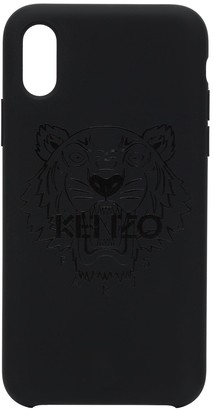 iPhone X tiger print phone case