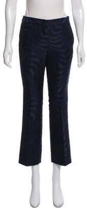 Vionnet Mid-Rise Wide-Leg Pants