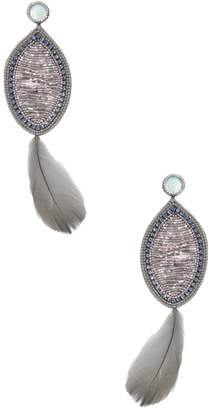 Deepa Gurnani Women's Neva Statement Earrings