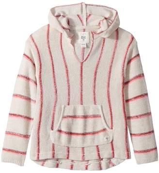Billabong Kids Baja Cove Pullover Sweater Girl's Sweater