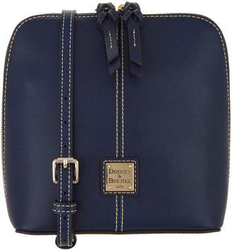 Dooney & Bourke Saffiano Leather Crossbody Handbag -Trixie