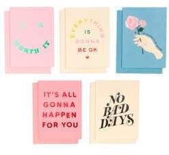 ban.do Set of 10 I Got Your Back Greeting Cards
