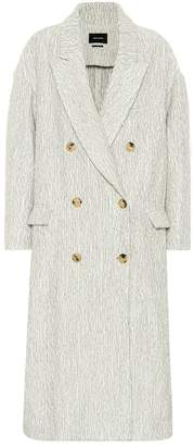Isabel Marant Habra alpaca and wool coat
