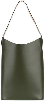Building Block single strap tote bag
