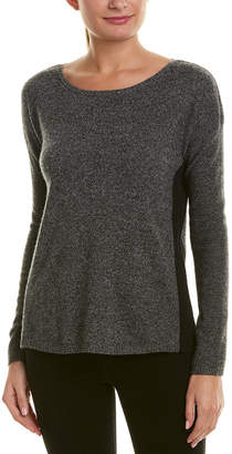 Richard Quinn Dropped-Shoulder Sleeve Cashmere Sweater