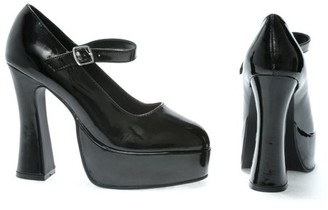 Storybook/Fairytale Women's Black Patent Mary Jane Shoes