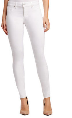 Jessica Simpson Kiss Me Super Skinny Solid Jeans $59.50 thestylecure.com