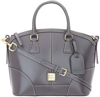 Dooney & Bourke Selleria Florentine Leather Domed Satchel