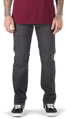 V56 Worn Black Standard Jean