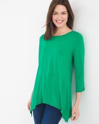 Zenergy Seam-Detail Tunic