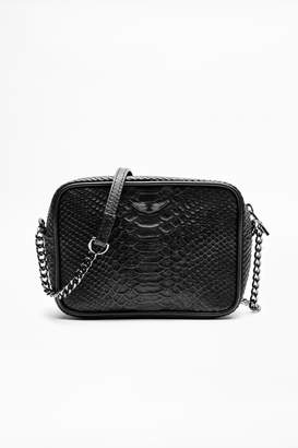 Zadig & Voltaire Xs Boxy Savage Bag
