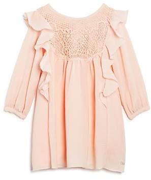 Chloé Girls' Mini Me Couture Ruffled Dress - Baby