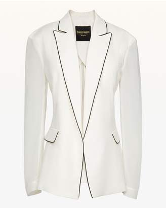Juicy Couture Georgette Blazer