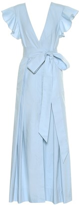 Kalita Poet By The Sea cotton maxi dress